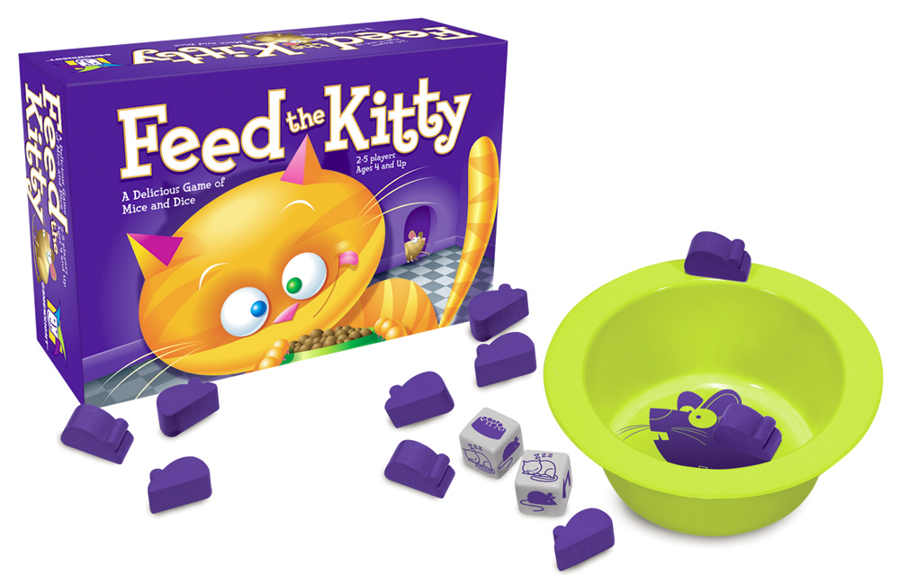 GAMEWRIGHT Feed The Kitty