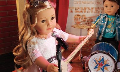 Tenney Grant and Logan Everett American Girl Dolls