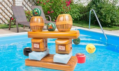 Angry Birds Stack and Splash