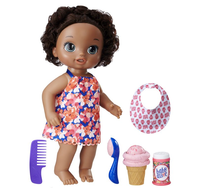 BABY ALIVE MAGICAL SCOOPS BABY Doll_AA
