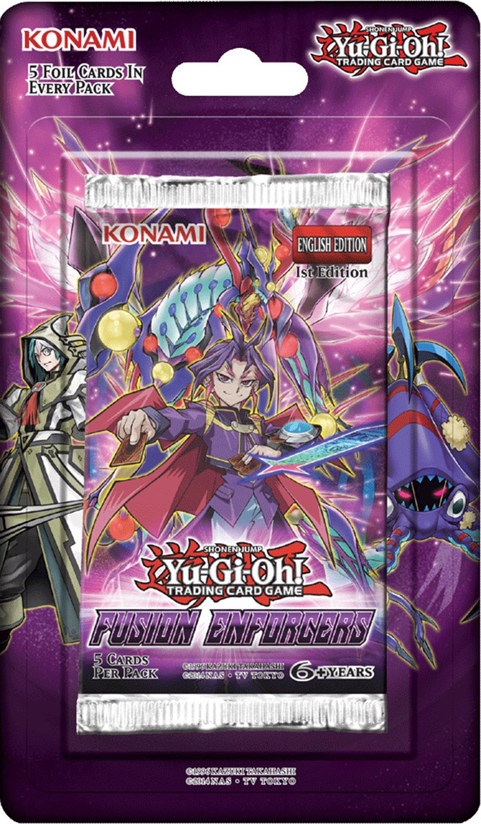 Yu-Gi-Oh! Fusion Enforcers